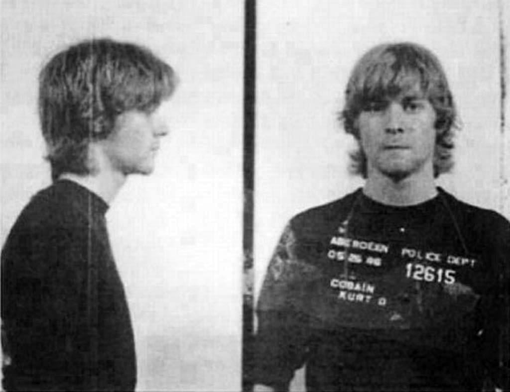 Cobain Kurt 1967 1994 Historylink Org