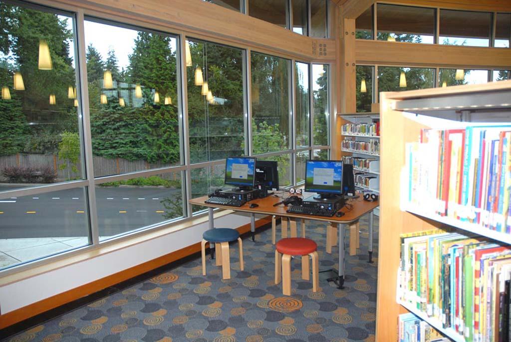 Bellevue Library Meeting Rooms