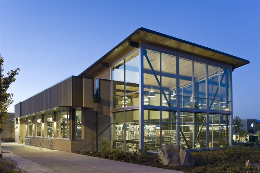 Snoqualmie Library King County Library System