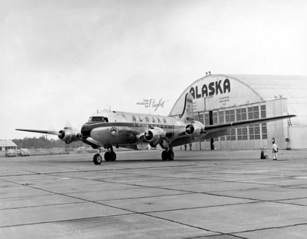 Alaska Airlines passenger plane crashes upon landing at