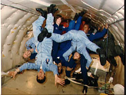 Astronaut Bonnie Dunbar Completes Her First Mission In
