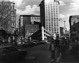 Seattle Neighborhoods: Pioneer Square -- Thumbnail History