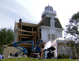 Filming Of Movie Practical Magic Begins On Whidbey Island