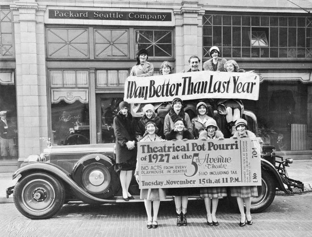 1937 Packard Floor Restoration Club Sedan Donze