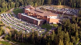 Snoqualmie Casino holds Grand Opening on November 6, 2008