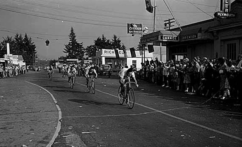 Cycling in Washington State - HistoryLink org