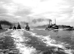 Tacoma To Seattle >> Tugboat Annie: Seattle's First Movie - HistoryLink.org