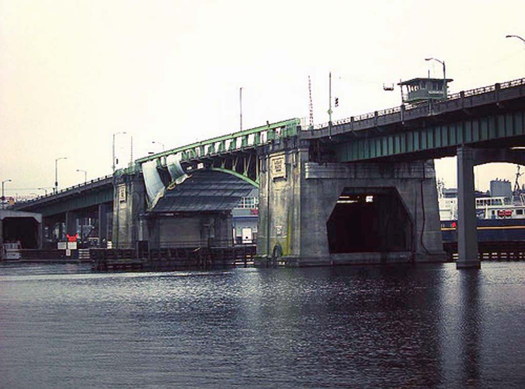 Ballard Bridge (Seattle) - HistoryLink org