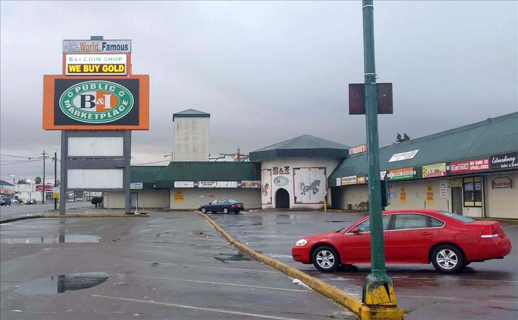 B&I Circus Store (Lakewood) - HistoryLink org