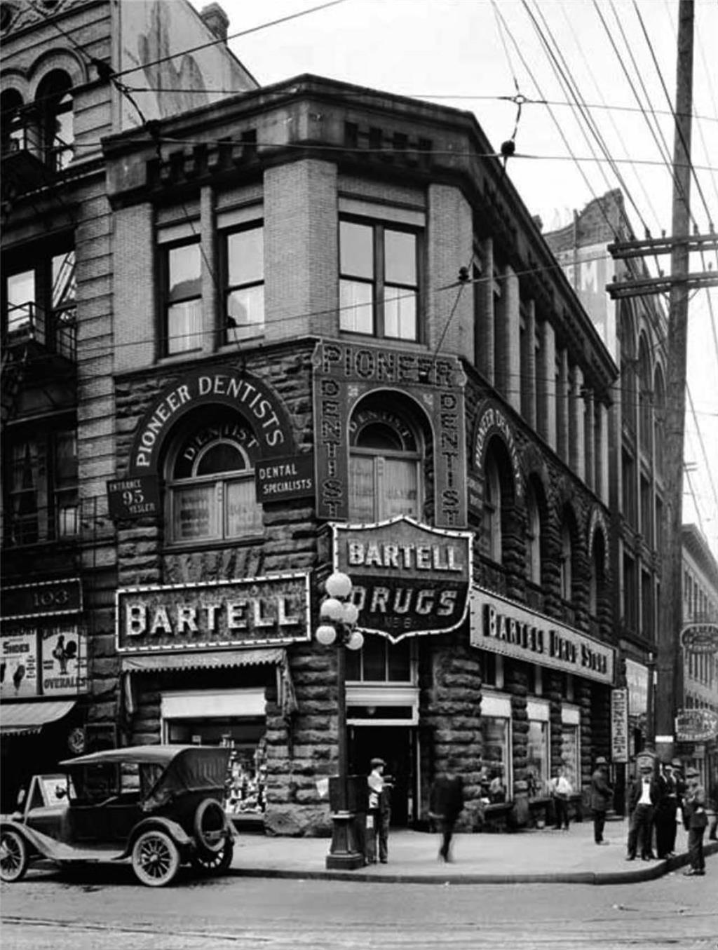 Business And Industry In Seattle In 1900 Historylink Org