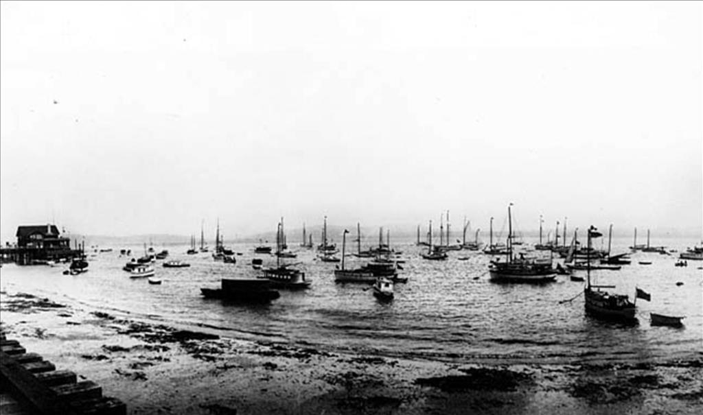 Seattle Yacht Club - HistoryLink org