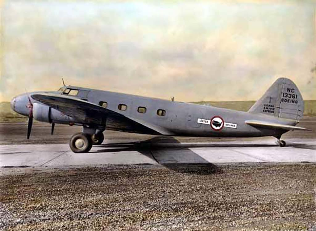 boeing 247 takes flight from boeing field opening new