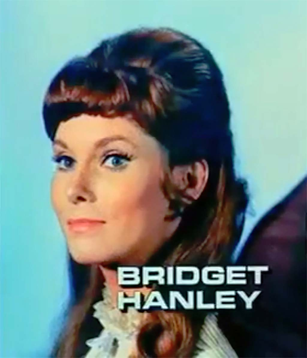 picture Bridget Hanley