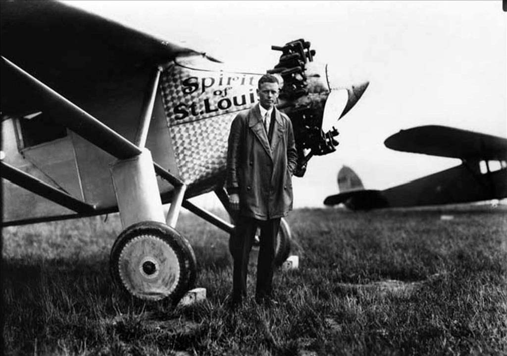 What if essay charles lindbergh