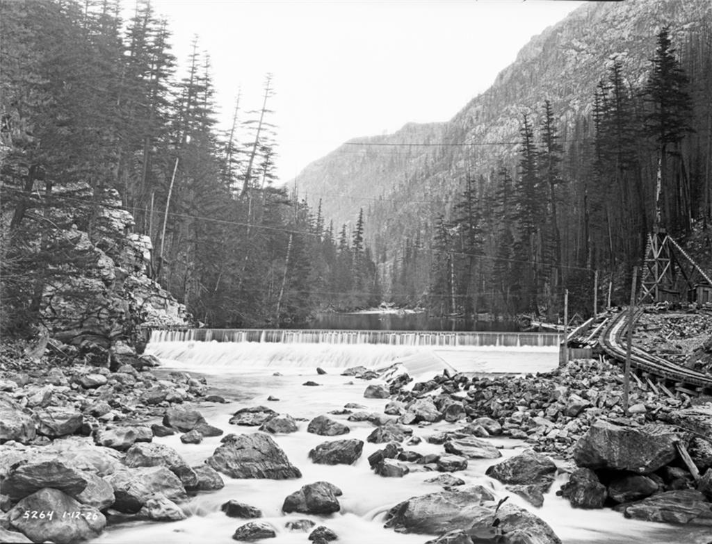 upper skagit river hydroelectric project
