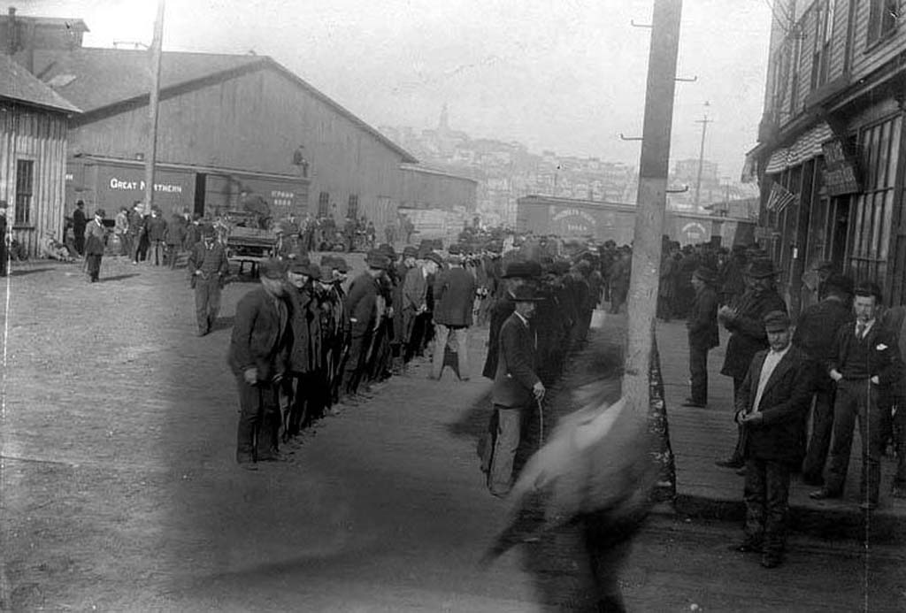 Tacoma To Seattle >> Panic of 1893: Seattle's First Great Depression ...