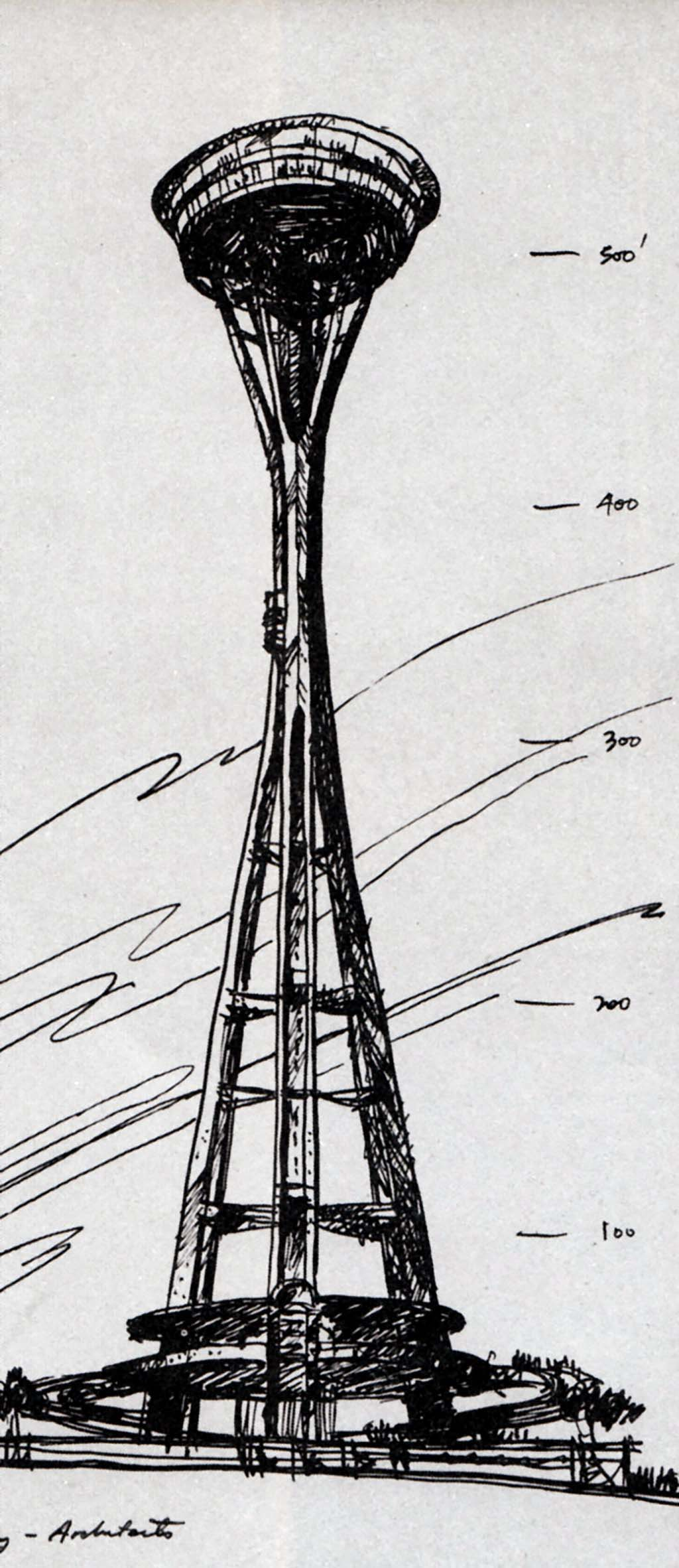 Space Needle (Seattle) - HistoryLink org