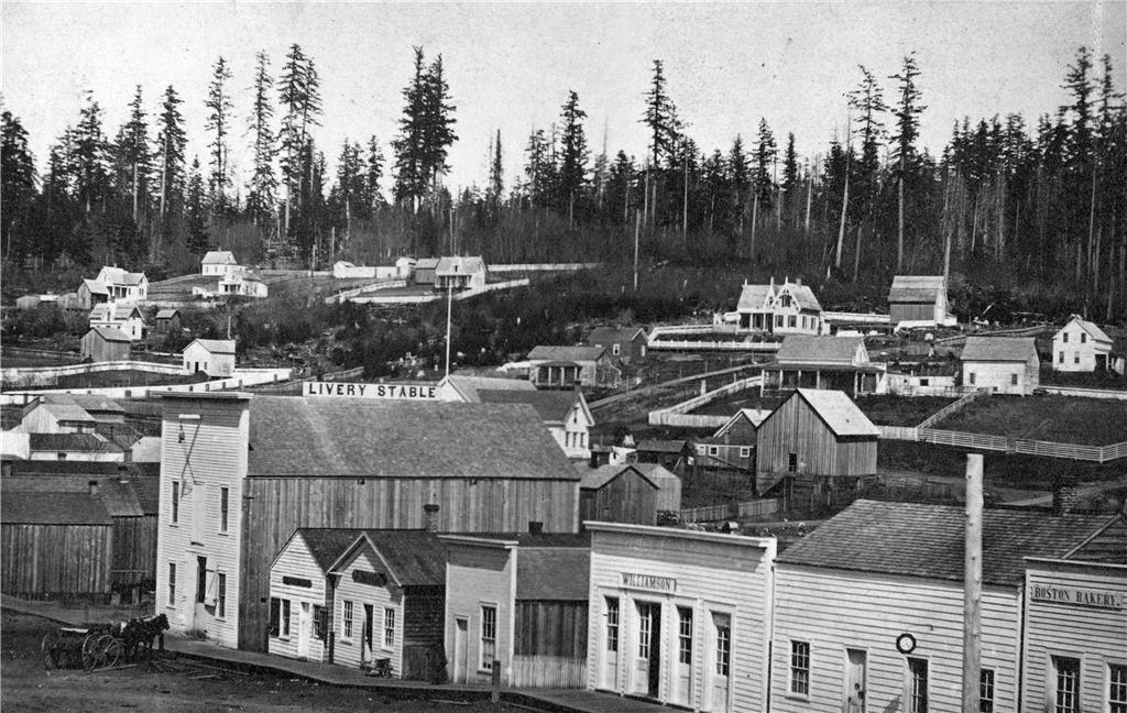 Seattle Neighborhoods: First Hill -- Thumbnail History