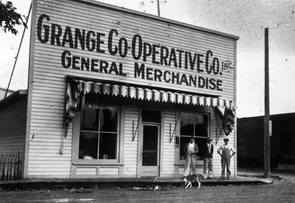 Washington State Grange - HistoryLink org