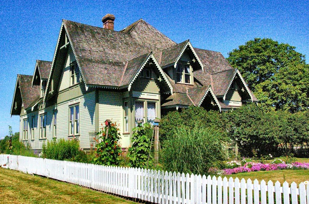 Hovander Homestead Park (Whatcom County) - HistoryLink org