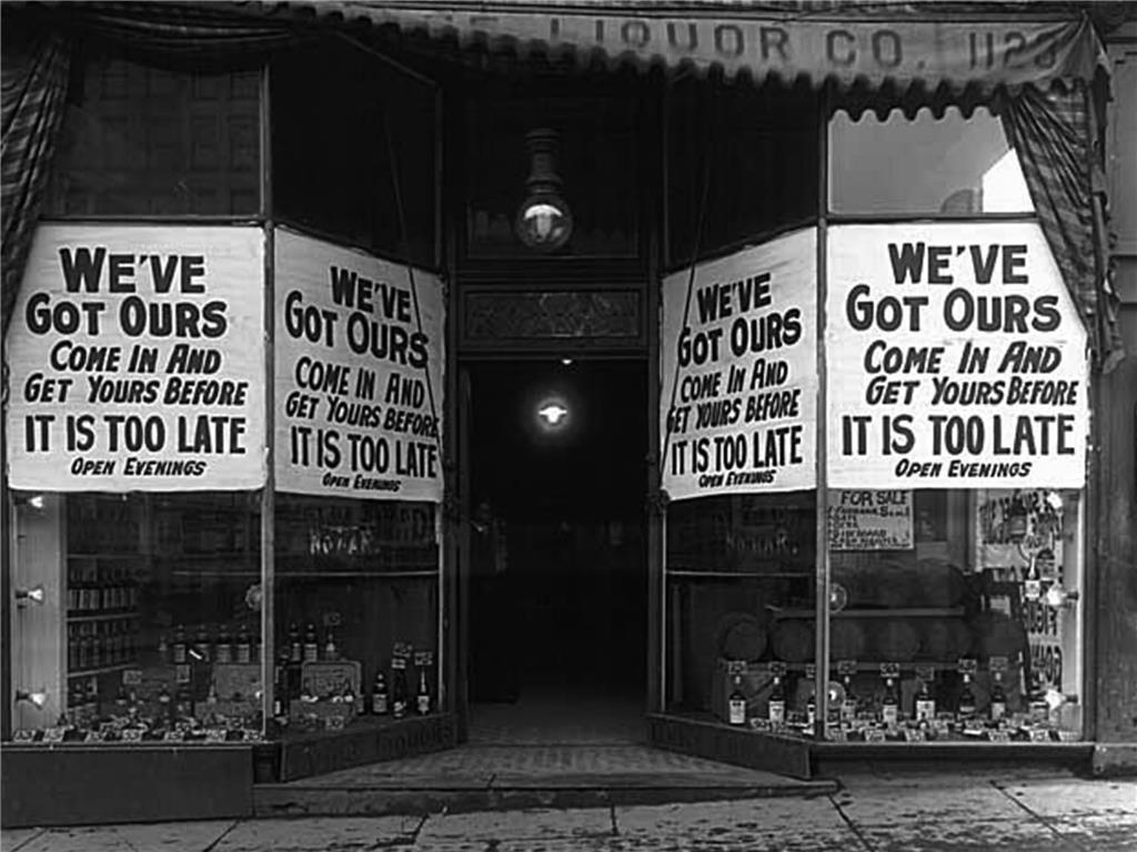 Prohibition in Washington State - HistoryLink org