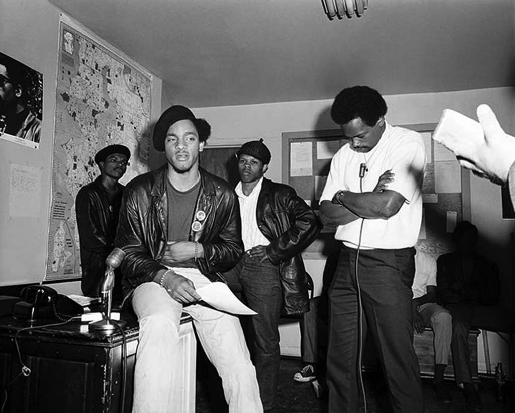 Black Panther Party Seattle Chapter 1968 1978 Historylink Org