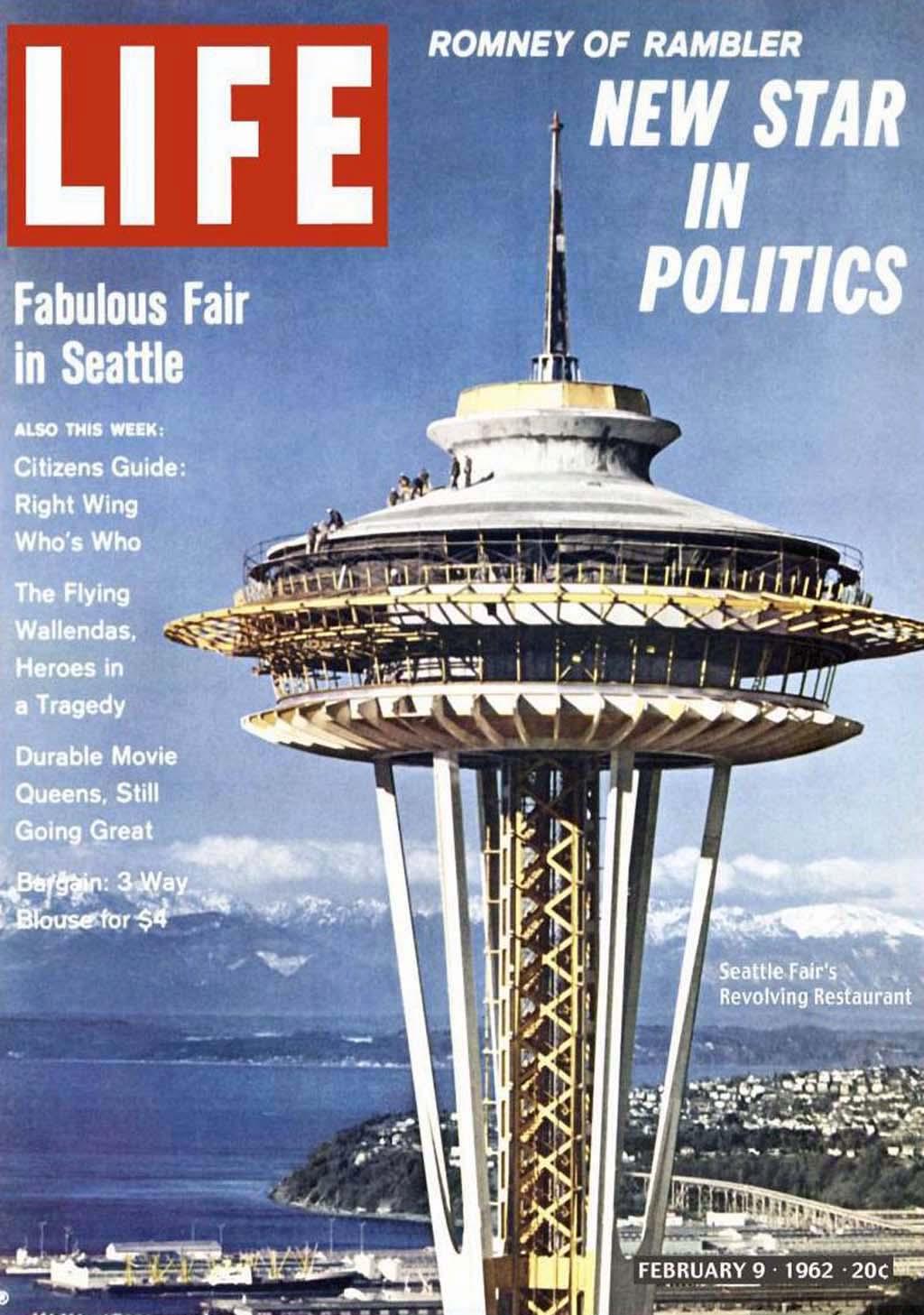 Century 21 The 1962 Seattle World S Fair Part 1