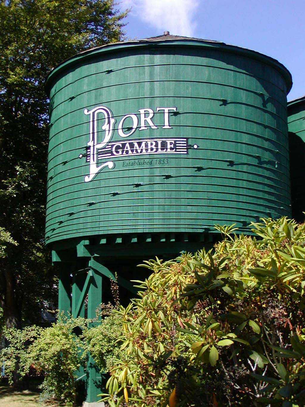 Pope resources port gamble casino clichy horaire