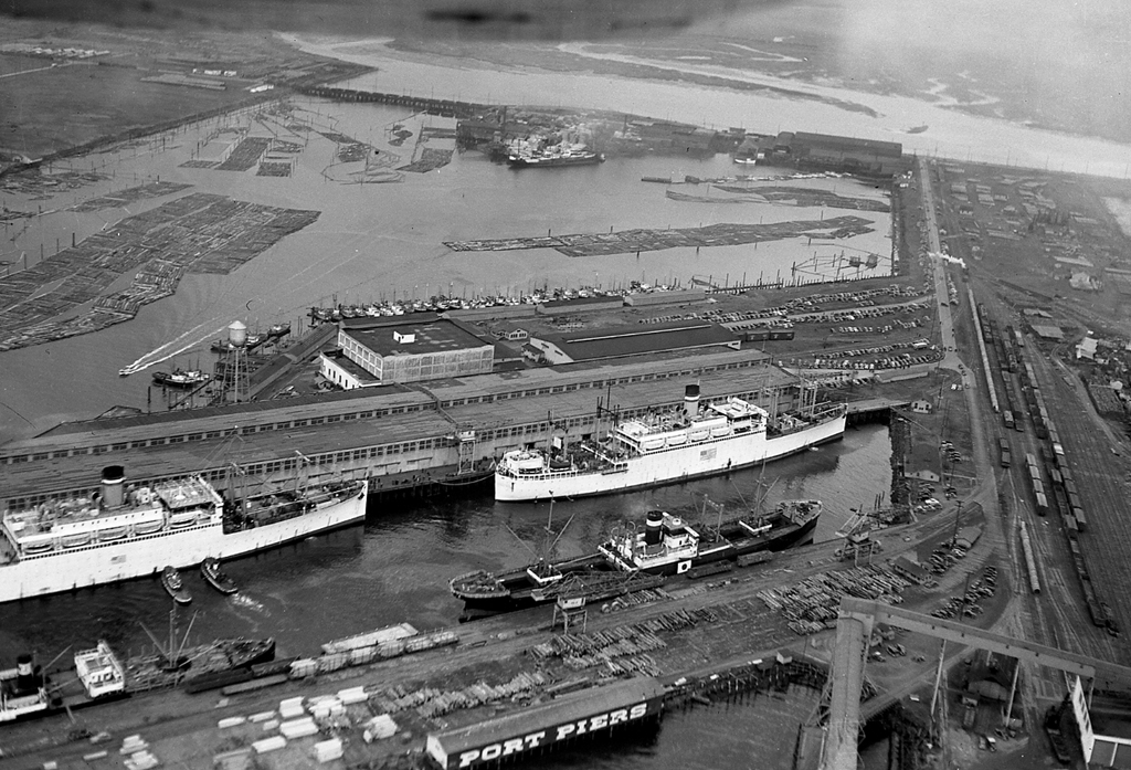 Port Of Tacoma Thumbnail History Part 1 Historylink Org