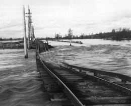 Tacoma To Seattle >> Flood submerges South King County beginning on November 14, 1906. - HistoryLink.org