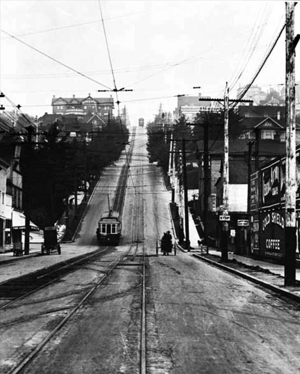 Seattle Neighborhoods: Queen Anne Hill -- Thumbnail History