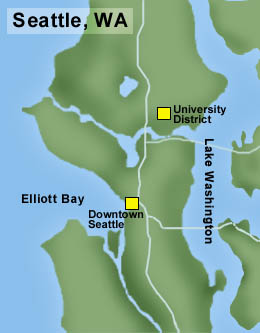 Seattle Neighborhoods: University District -- Thumbnail History ...