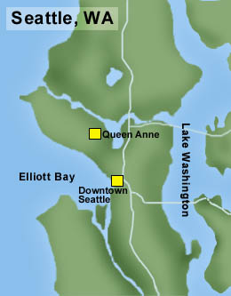 Seattle Neighborhoods: Queen Anne Hill -- Thumbnail History ...