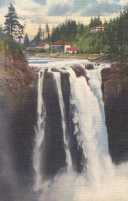 Tacoma To Seattle >> Snoqualmie Falls generators begin producing electricity on ...