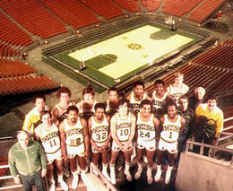 SuperSonics win NBA Championship on June 1, 1979. - HistoryLink.org