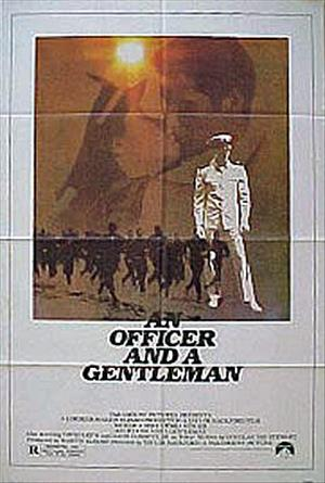 Paramount Pictures begins filming An Officer and a