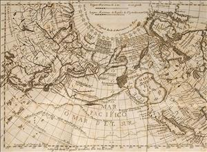 Spanish Exploration: Juan Perez Expedition of 1774 -- First European