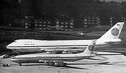 Boeing 747 Takes Maiden Flight On February 9 1969