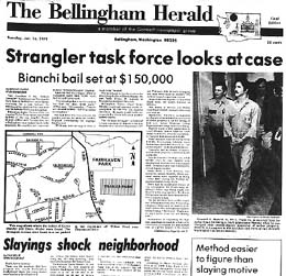 After He Murders Two Bellingham Women Police Arrest