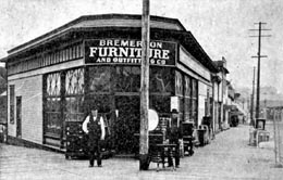 Bremerton thumbnail history for Furniture kitsap county