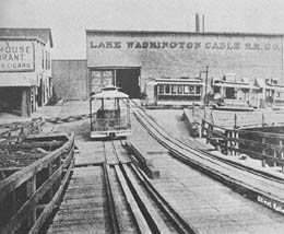 Cable Cars Enter Service In Seattle On September 28 1887
