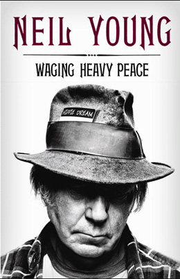 Agree, neil young waging heavy peace that