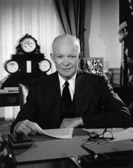dwight eisenhower essay Dwight d eisenhower timeline timeline description: dwight david 'ike' eisenhower was a highly decorated general in the us army he served as supreme commander of the.