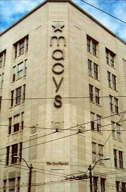 macys store essay Overview of financial position according to the sales revenue, macy's is the largest retailer of fashion goods (business week nd) about 90% of the company's revenue comes from macy's chain of stores, while the remaining 10% are formed by bloomingdale's luxury stores (business week nd.