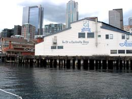 Seattle central waterfront part 5 from railroads to for Seattle fishing pier