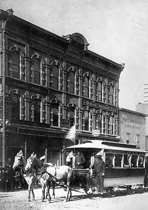 Spokane S Streetcars Historylink Org