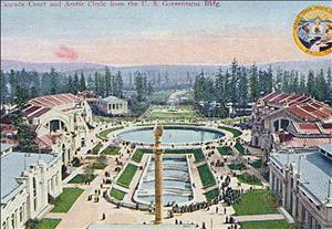 Alaska Yukon Pacific Exposition 1909 The Olmsted Legacy