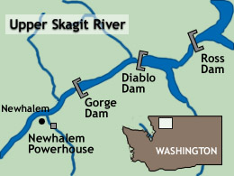 Upper Skagit River Hydroelectric Project - HistoryLink.org on