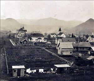 Enumclaw Washington 1909 Historylink Org