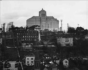 The Hospital On Profanity Hill A History Of Harborview